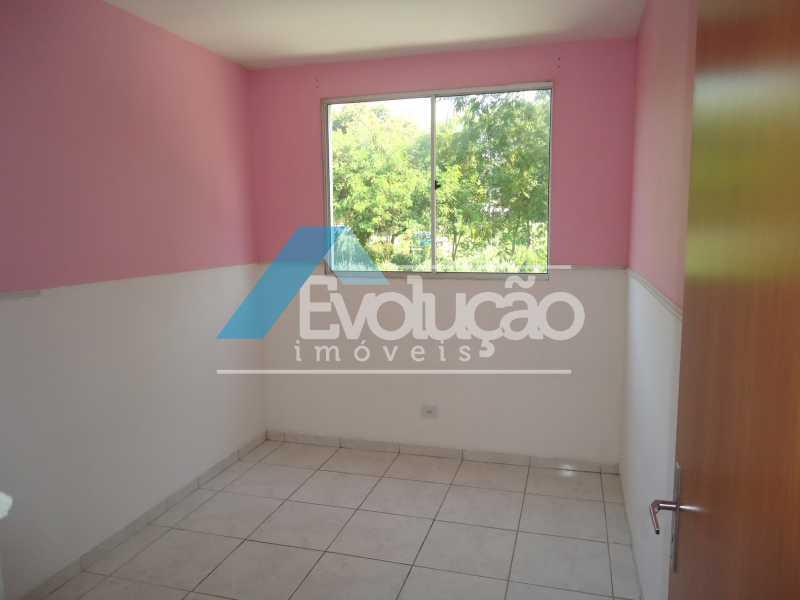 QUARTO 2 - Apartamento à venda Rua Doutor Juvenal Murtinho,Santíssimo, Rio de Janeiro - R$ 115.000 - A0116 - 5
