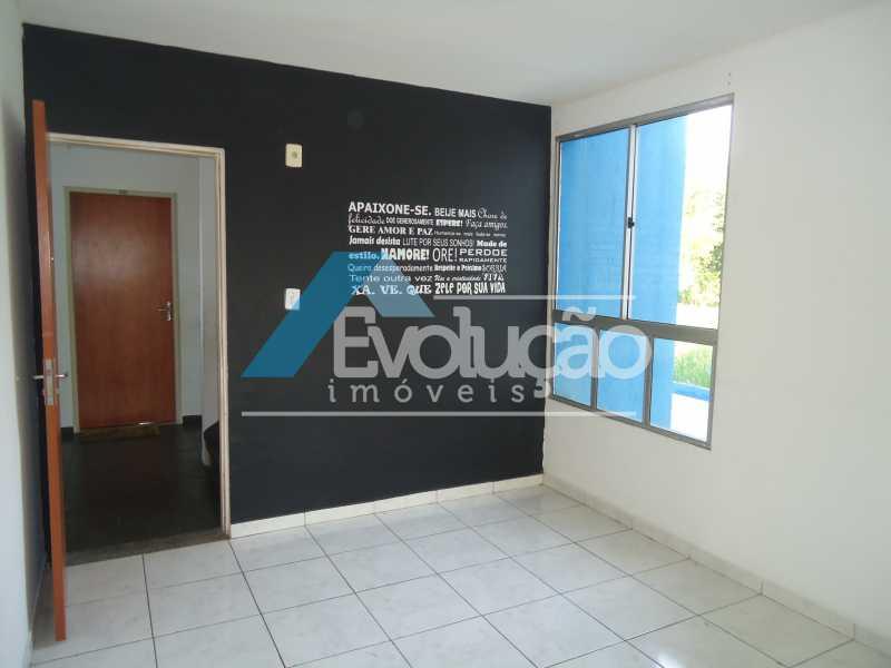SALA - Apartamento à venda Rua Doutor Juvenal Murtinho,Santíssimo, Rio de Janeiro - R$ 115.000 - A0116 - 1