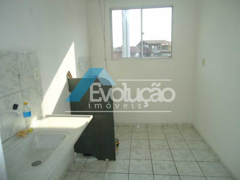 COZINHA - Apartamento à venda Rua Doutor Juvenal Murtinho,Santíssimo, Rio de Janeiro - R$ 115.000 - A0116 - 6