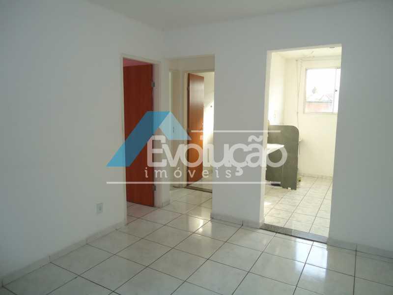 SALA - Apartamento à venda Rua Doutor Juvenal Murtinho,Santíssimo, Rio de Janeiro - R$ 115.000 - A0116 - 8
