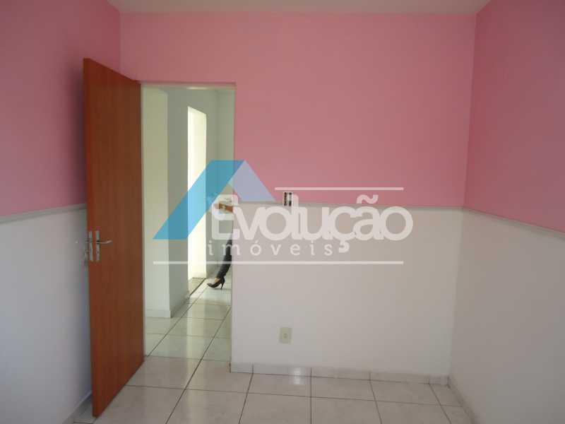 QUARTO 2 - Apartamento à venda Rua Doutor Juvenal Murtinho,Santíssimo, Rio de Janeiro - R$ 115.000 - A0116 - 9