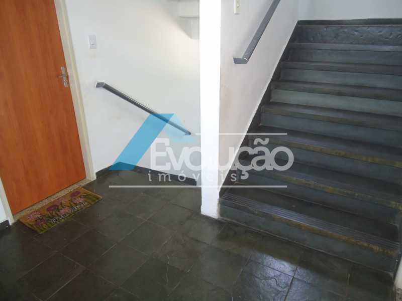 ESCADA - Apartamento à venda Rua Doutor Juvenal Murtinho,Santíssimo, Rio de Janeiro - R$ 115.000 - A0116 - 11
