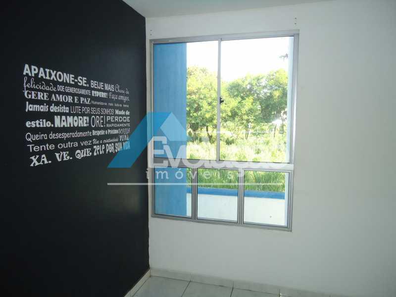 SALA - Apartamento à venda Rua Doutor Juvenal Murtinho,Santíssimo, Rio de Janeiro - R$ 115.000 - A0116 - 13