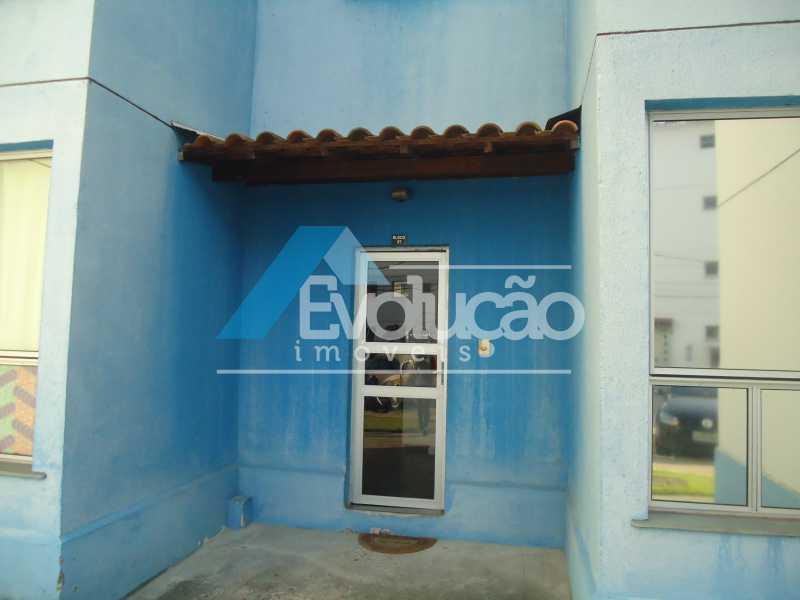 ENTRADA BLOCO - Apartamento à venda Rua Doutor Juvenal Murtinho,Santíssimo, Rio de Janeiro - R$ 115.000 - A0116 - 14