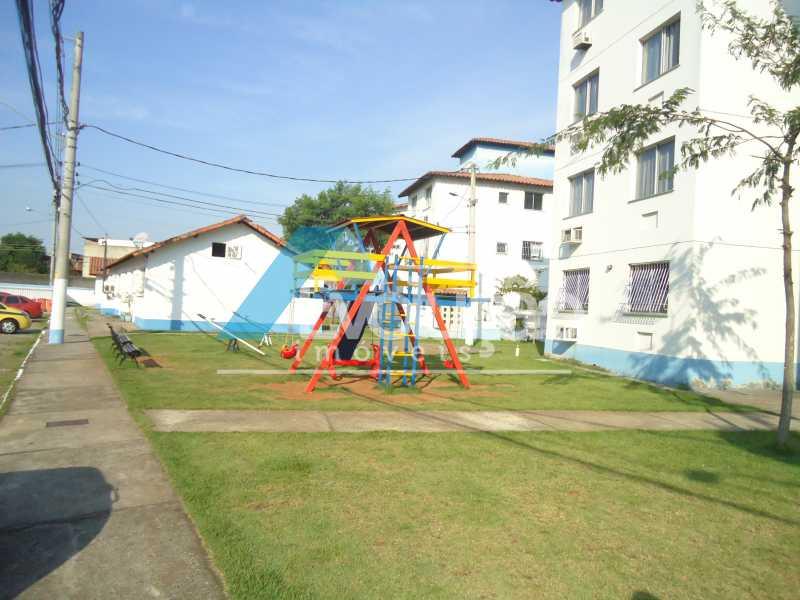 PLAY - Apartamento à venda Rua Doutor Juvenal Murtinho,Santíssimo, Rio de Janeiro - R$ 115.000 - A0116 - 16