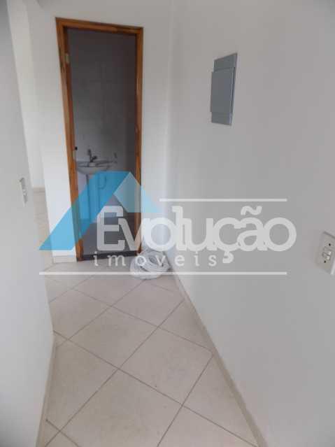 CORREDOR - Apartamento PARA ALUGAR, Figueira, Campo Grande, Rio de Janeiro, RJ - A0244 - 10