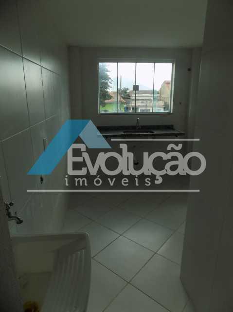COZINHA - Apartamento PARA ALUGAR, Figueira, Campo Grande, Rio de Janeiro, RJ - A0244 - 11