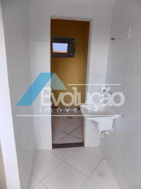 ÁREA DE SERVIÇO - Apartamento PARA ALUGAR, Figueira, Campo Grande, Rio de Janeiro, RJ - A0244 - 12