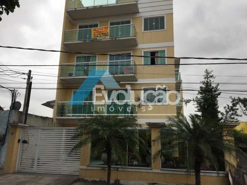 PRÉDIO - Apartamento PARA ALUGAR, Figueira, Campo Grande, Rio de Janeiro, RJ - A0244 - 5