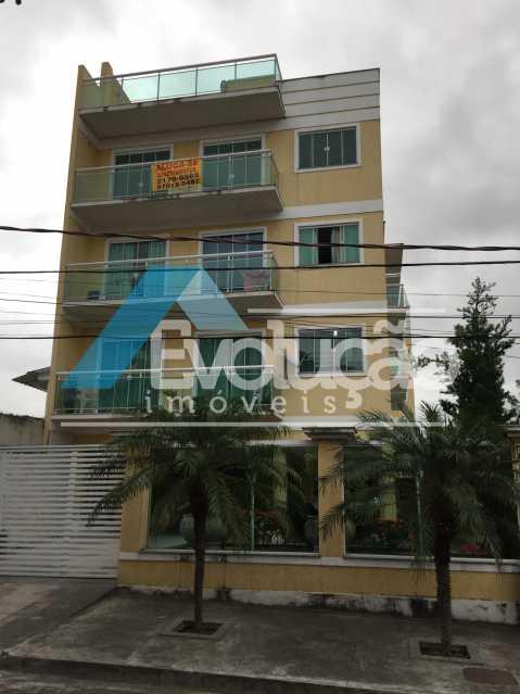PRÉDIO - Apartamento PARA ALUGAR, Figueira, Campo Grande, Rio de Janeiro, RJ - A0244 - 1