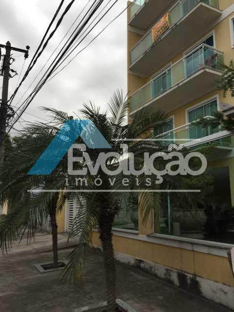 PRÉDIO - Apartamento PARA ALUGAR, Figueira, Campo Grande, Rio de Janeiro, RJ - A0244 - 4