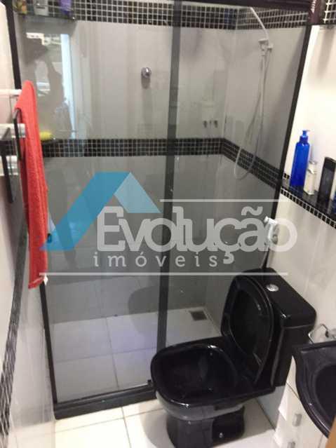 BANHEIRO 2º ANDAR - Casa 3 quartos à venda Campo Grande, Rio de Janeiro - R$ 550.000 - V0202 - 6