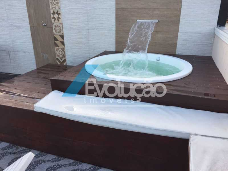 HIDRO 3º ANDAR - Casa 3 quartos à venda Campo Grande, Rio de Janeiro - R$ 550.000 - V0202 - 8