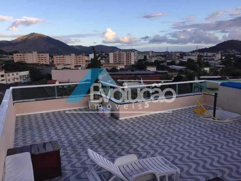 VISTA - Casa 3 quartos à venda Campo Grande, Rio de Janeiro - R$ 550.000 - V0202 - 9
