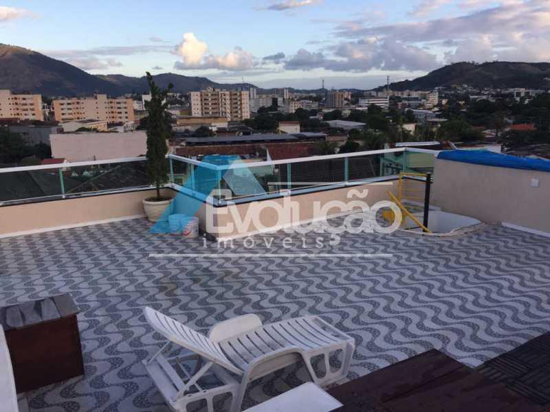 VISTA - Casa 3 quartos à venda Campo Grande, Rio de Janeiro - R$ 550.000 - V0202 - 10
