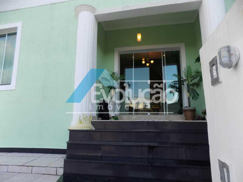 VARANDA - Casa 3 quartos à venda Campo Grande, Rio de Janeiro - R$ 550.000 - V0202 - 14