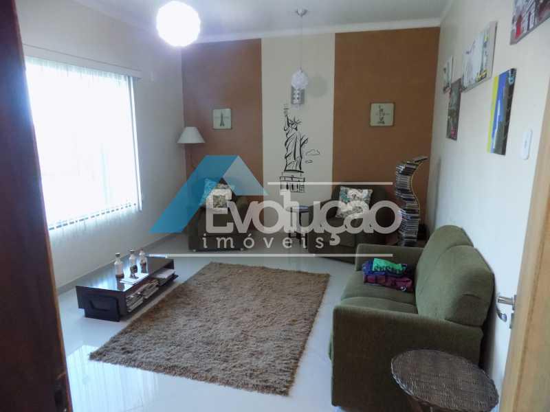 SALA - Casa 3 quartos à venda Campo Grande, Rio de Janeiro - R$ 550.000 - V0202 - 16
