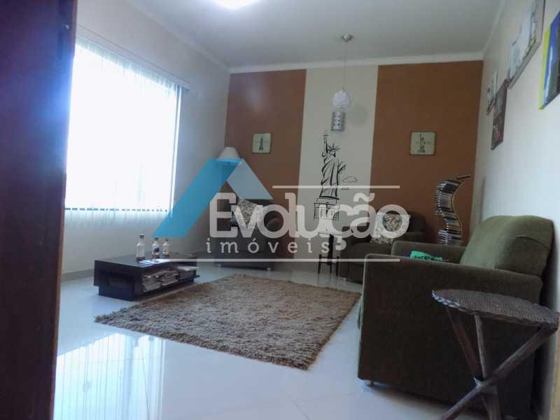 SALA - Casa 3 quartos à venda Campo Grande, Rio de Janeiro - R$ 550.000 - V0202 - 17