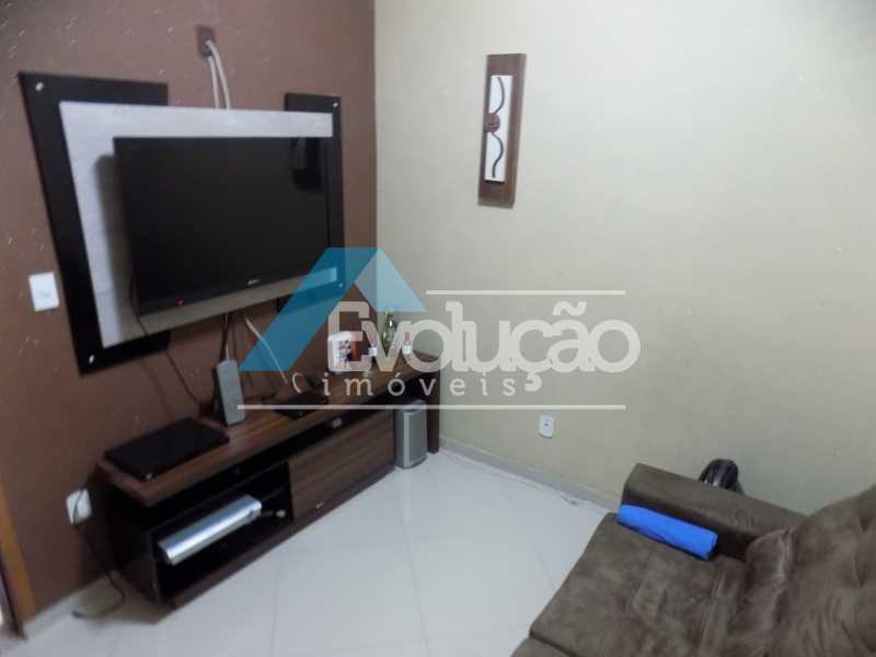 QUARTO 1º ANDAR - Casa 3 quartos à venda Campo Grande, Rio de Janeiro - R$ 550.000 - V0202 - 18