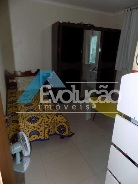 QUARTO - Casa 3 quartos à venda Campo Grande, Rio de Janeiro - R$ 550.000 - V0202 - 21