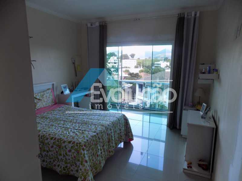 SUÍTE 2º ANDAR - Casa 3 quartos à venda Campo Grande, Rio de Janeiro - R$ 550.000 - V0202 - 22
