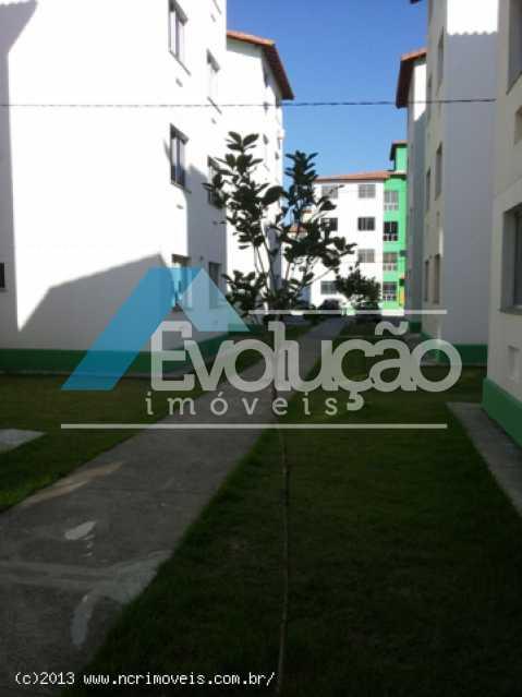 ea1373647424 - Apartamento 2 quartos para alugar Santíssimo, Rio de Janeiro - R$ 600 - A0088 - 14