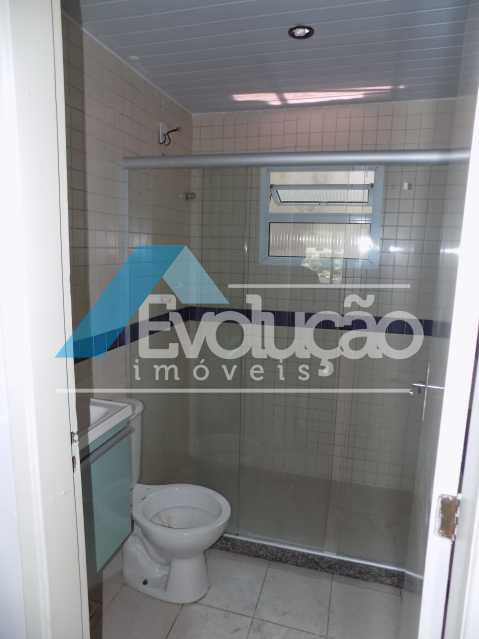 BANHEIRO - Apartamento 1 quarto à venda Campo Grande, Rio de Janeiro - R$ 90.000 - A0264 - 4