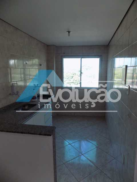COZINHA - Apartamento 1 quarto à venda Campo Grande, Rio de Janeiro - R$ 90.000 - A0264 - 6
