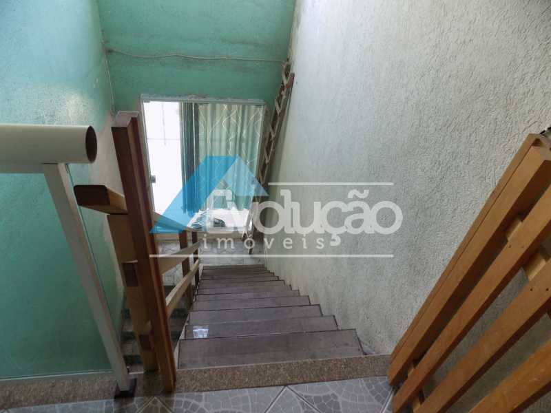 ESCADA PRÉDIO - Apartamento 1 quarto à venda Campo Grande, Rio de Janeiro - R$ 90.000 - A0264 - 8