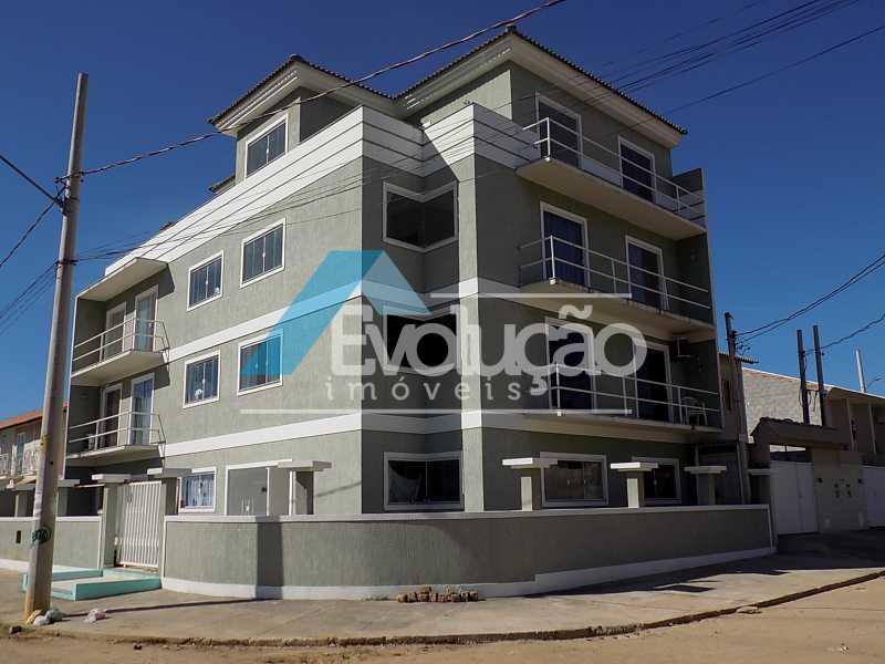 PRÉDIO - Apartamento para alugar Rua João Miguel Ditoso,Campo Grande, Rio de Janeiro - R$ 750 - A0174 - 1