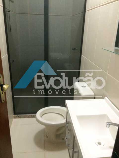 BANHEIRO SOCIAL - Casa em Condomínio 3 quartos à venda Pechincha, Rio de Janeiro - R$ 680.000 - V0217 - 5
