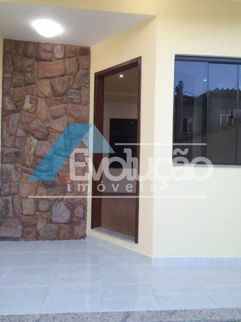 VARANDA - Casa em Condomínio 3 quartos à venda Pechincha, Rio de Janeiro - R$ 680.000 - V0217 - 14