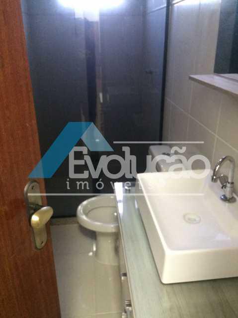 BANHEIRO 2º ANDAR - Casa em Condomínio 3 quartos à venda Pechincha, Rio de Janeiro - R$ 680.000 - V0217 - 17