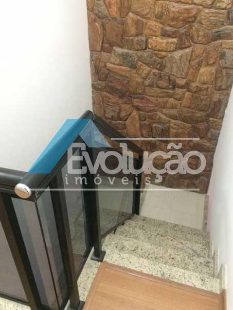 ESCADA - Casa em Condomínio 3 quartos à venda Pechincha, Rio de Janeiro - R$ 680.000 - V0217 - 18