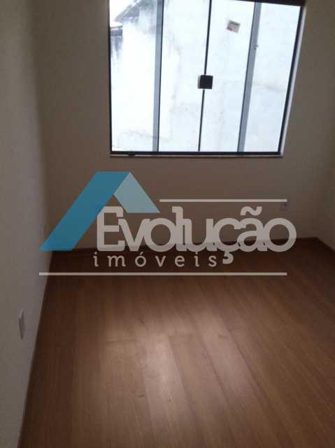 QUARTO 1 - Casa em Condomínio 3 quartos à venda Pechincha, Rio de Janeiro - R$ 680.000 - V0217 - 20