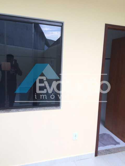 FUNDOS CASA - Casa em Condomínio 3 quartos à venda Pechincha, Rio de Janeiro - R$ 680.000 - V0217 - 22