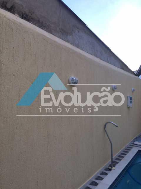FUNDOS CASA - Casa em Condomínio 3 quartos à venda Pechincha, Rio de Janeiro - R$ 680.000 - V0217 - 23