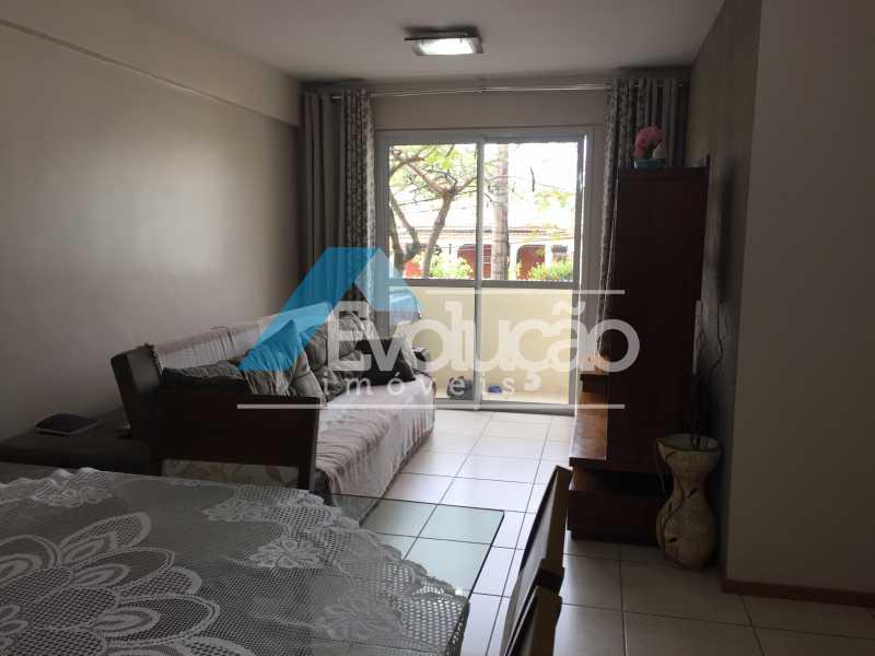 SALA - Apartamento 3 quartos à venda Campo Grande, Rio de Janeiro - R$ 360.000 - V0218 - 3