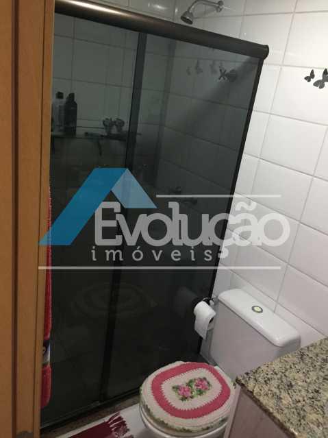 BANHEIRO SOCIAL - Apartamento 3 quartos à venda Campo Grande, Rio de Janeiro - R$ 360.000 - V0218 - 9