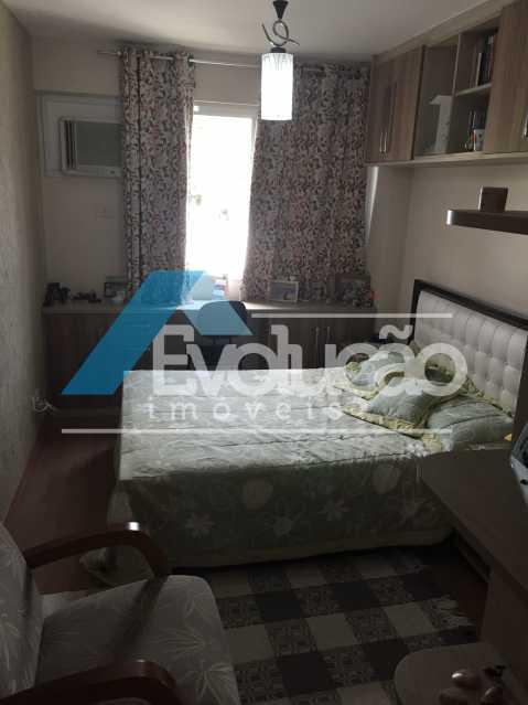 SUÍTE - Apartamento 3 quartos à venda Campo Grande, Rio de Janeiro - R$ 360.000 - V0218 - 12