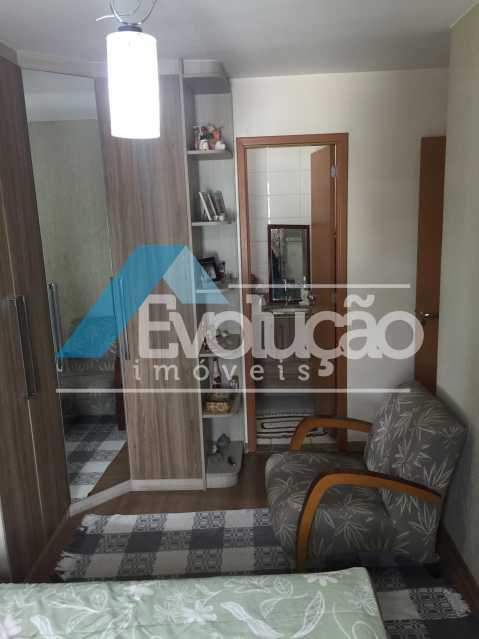 SUÍTE - Apartamento 3 quartos à venda Campo Grande, Rio de Janeiro - R$ 360.000 - V0218 - 13