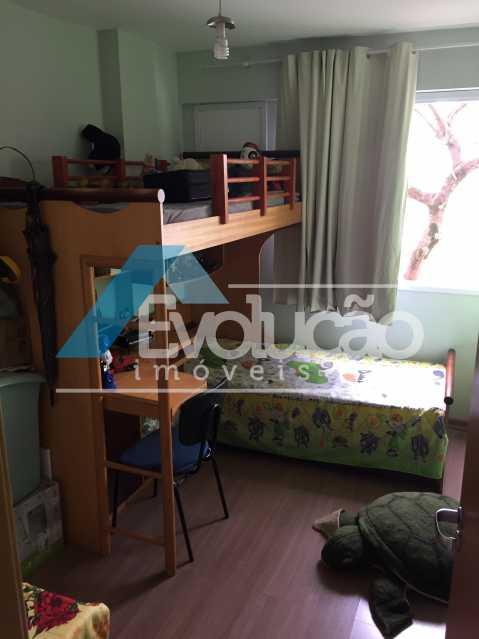 QUARTO 1 - Apartamento 3 quartos à venda Campo Grande, Rio de Janeiro - R$ 360.000 - V0218 - 17