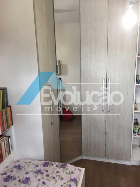 QUARTO 2 - Apartamento 3 quartos à venda Campo Grande, Rio de Janeiro - R$ 360.000 - V0218 - 19