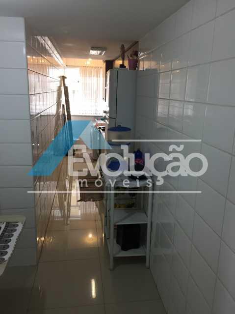 COZINHA - Apartamento 3 quartos à venda Campo Grande, Rio de Janeiro - R$ 360.000 - V0218 - 20