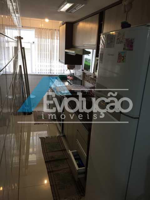 COZINHA - Apartamento 3 quartos à venda Campo Grande, Rio de Janeiro - R$ 360.000 - V0218 - 22