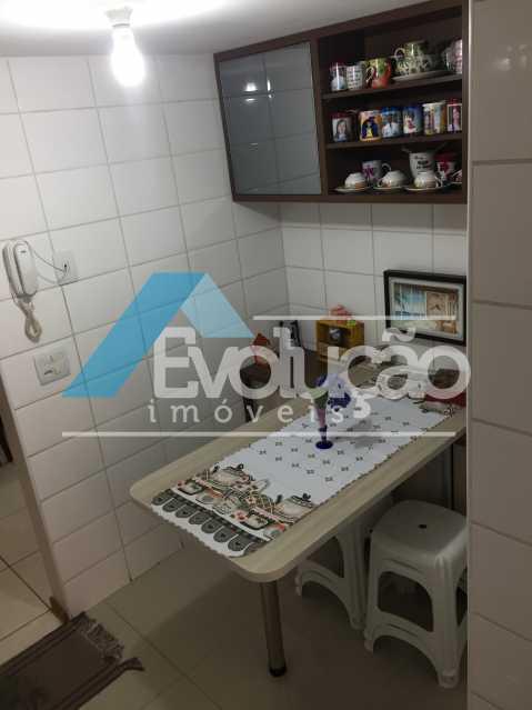 COZINHA - Apartamento 3 quartos à venda Campo Grande, Rio de Janeiro - R$ 360.000 - V0218 - 24