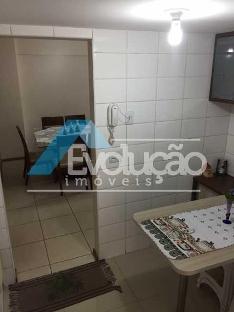 COZINHA - Apartamento 3 quartos à venda Campo Grande, Rio de Janeiro - R$ 360.000 - V0218 - 25