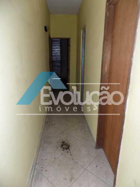 CORREDOR - Casa 2 quartos à venda Guaratiba, Rio de Janeiro - R$ 280.000 - V0221 - 7