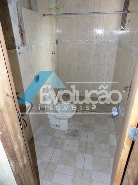 BANHEIRO - Casa 2 quartos à venda Guaratiba, Rio de Janeiro - R$ 280.000 - V0221 - 9