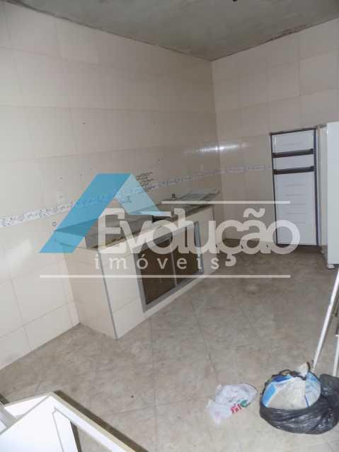 COZINHA - Casa 2 quartos à venda Guaratiba, Rio de Janeiro - R$ 280.000 - V0221 - 10